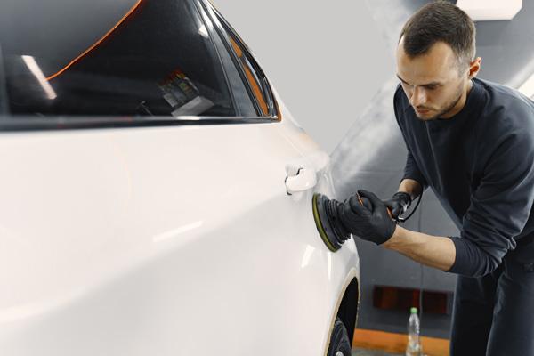 high end car polishing